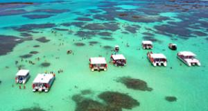 Galés do Maragogi: piscinas naturais