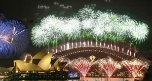 Ano Novo na Austrália