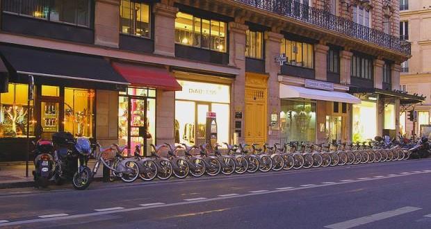 Aluguel de bicicletas – Paris além do Óbvio