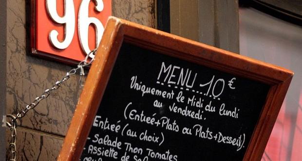 Dá para comer bem e barato em Paris. Uma opção são os traidcionais plat du jour