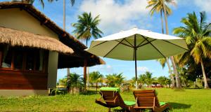 Bangalôs do Gameleiro é dica de hospedagem para casais em lua de mel
