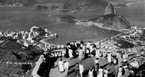 Compare o Rio de Janeiro antes e depois do Cristo