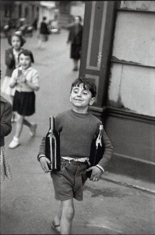 Rue Mouffetard, uma das fotos mais famosas de Cartier Bresson