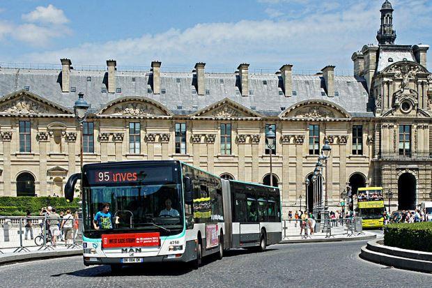 Viaje barato por Paris