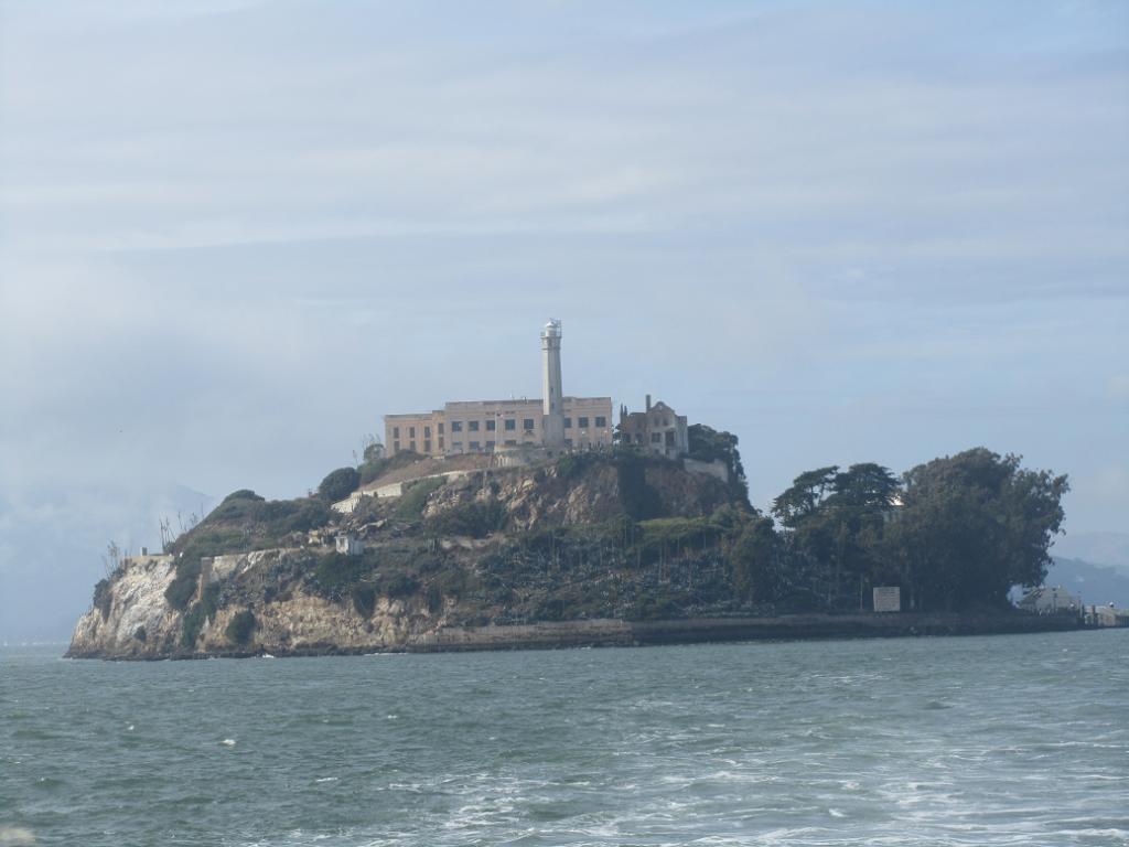 Alcatraz em São Francisco - EUA