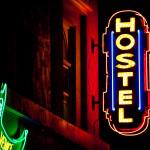 Encontre um hostel bom e barato