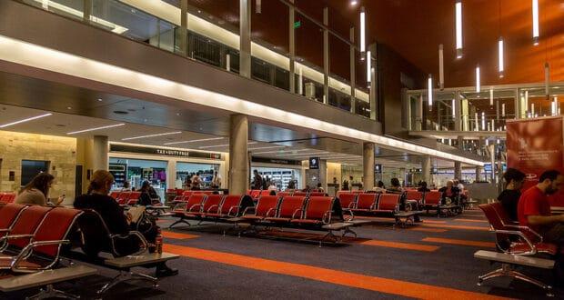 Aeroporto Ezeiza - Buenos Aires