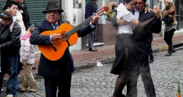 Onde ouvir tango em Buenos Aires