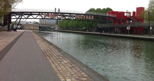 Parc de la vilette, uma viagem bucólica em Paris