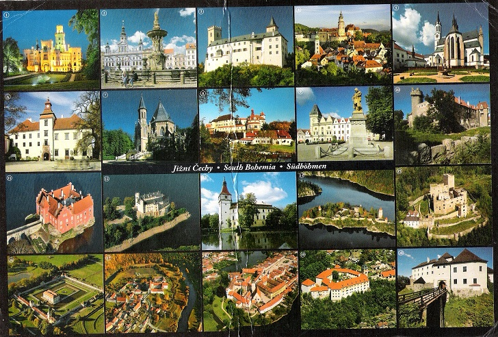 castelos-sul-praga