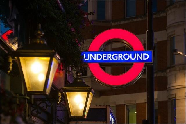 underground londres: