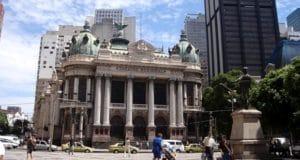 Uma volta pelo centro histórico do Rio de Janeiro