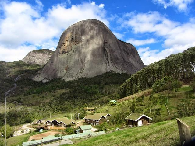 Forjdland, nas Montanhas Capixabas - Pedra Azul | Foto: Melissa Zorzanelli