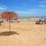 Manguinhos, praia boa para viagem com crianças