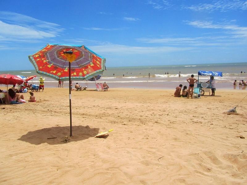Praia de Manguinhos, Guarapari - ES