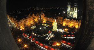Fim de ano em Praga