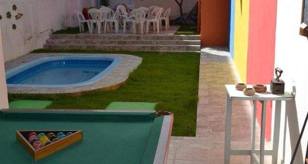 O melhor hostel de Recife agora tem piscina