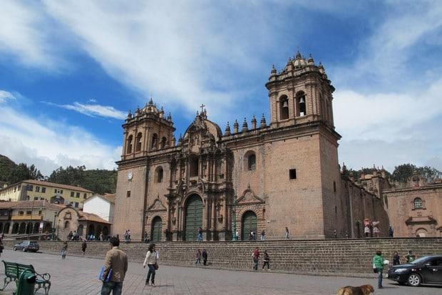 Igreja de São Miguel, na Plaza de Armas de Cusco