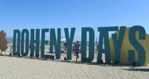 Doheny Days, Festival de música em praia na Califórnia
