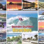 Cartões Postais de praias nos EUA e Caribe