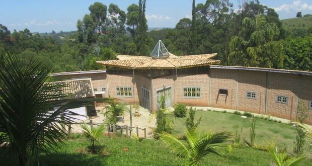 Sítio Luz e Paz, pousada holística em Bragança, SP