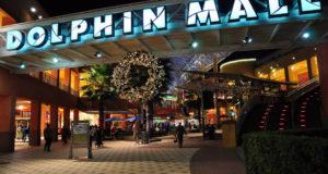 O Dolphin Mall é um dos melhores lugares para compras em Miami em 2014