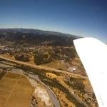 Câmera cai de avião e filma viagem até o chão; veja o vídeo