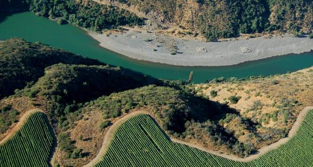 Uma das vinícolas chilenas da Concha y Toro, ótima ideia de viagem romântica de casal
