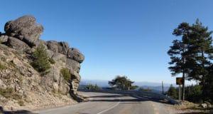 Estrada na Serra da Estrela - foto: Ines Saraiva