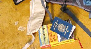 cartao pre pago internacional documentos viagem mochilao