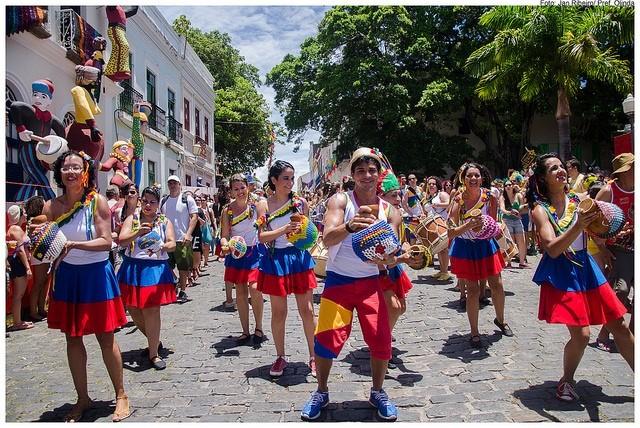 foto carnaval olinda melhores blocos