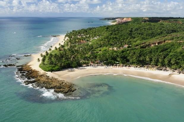 A praia paraibana de Coqueirinho é uma das praias mais bonitas que vi no meu mochilão pelo Nordeste - foto:divulgação