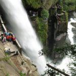 Rota das Cascatas banos equador mochilao andes amazonia roteiro viagem dicas turismo 2