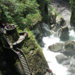 Rota das Cascatas banos equador mochilao andes amazonia roteiro viagem dicas turismo 3