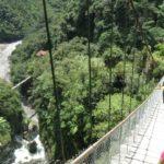 A Rota das Cascatas de Banõs: entre os Andes e a Amazônia