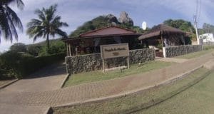Pousada do Marcílio, na Vila do Boldró