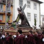 As celebrações da Páscoa em Braga, Portugal