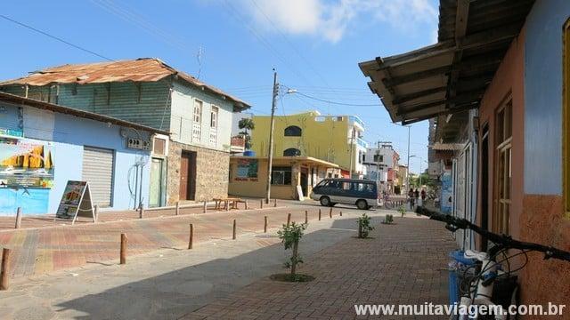 San Cristóbal, a ilha onde pousei