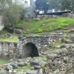 As ruínas inca no coração da cidade histórica de Cuenca