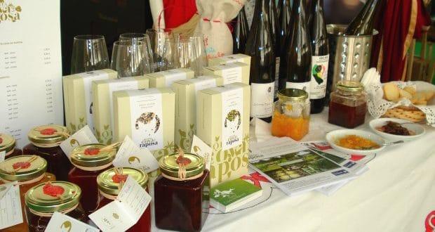 Vinhos portugueses e compotas orgânicas da Quinta Cova da Raposa