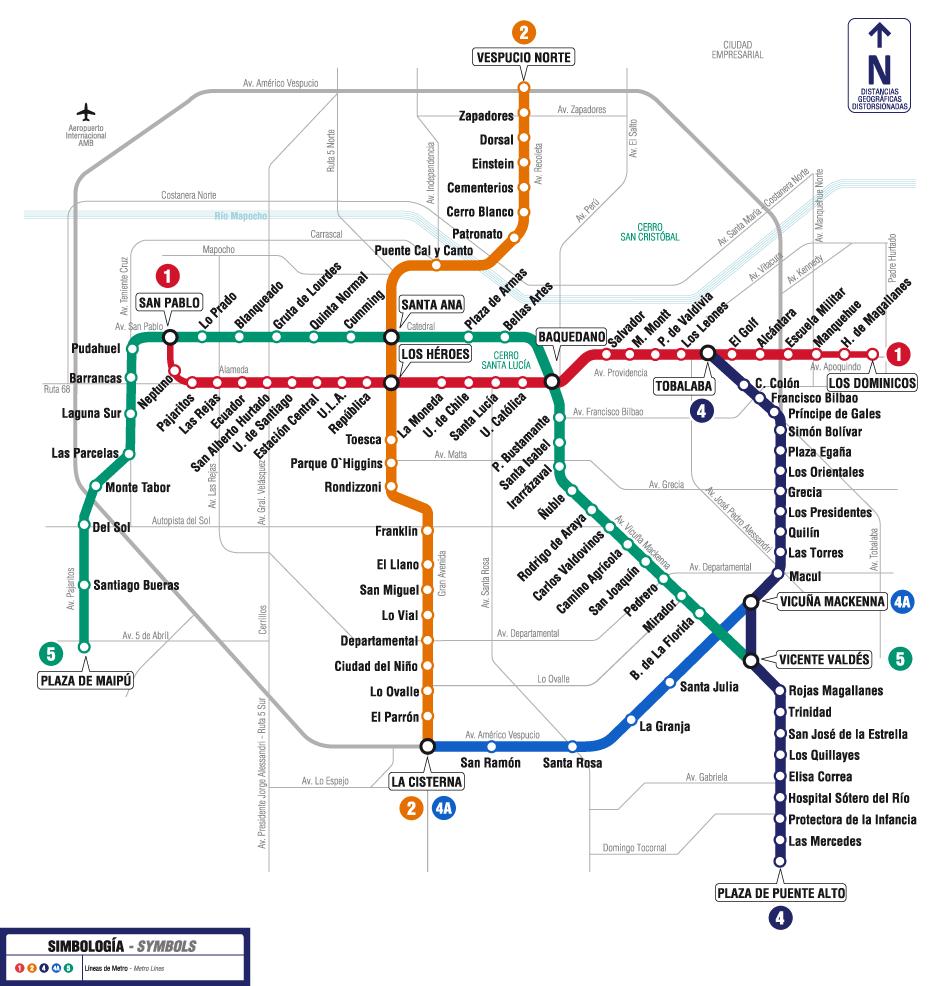 metro-santiago-chile-dicas