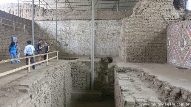 mochilao peru ruinas templo foto huacas huanchaco 7