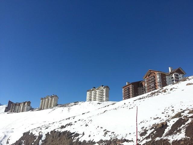 hotel Valle Nevado