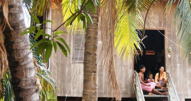 Onde ficar no Camboja? Homestay em Kampong Cham, saindo da rota turística
