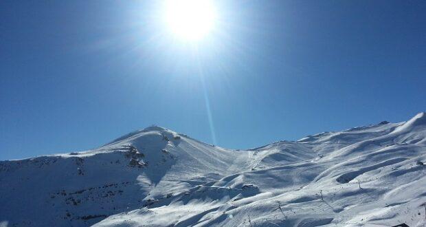 Resort Valle Nevado, Chile