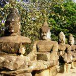 Templo de Angkor Wat, em Siem Reap, Camboja