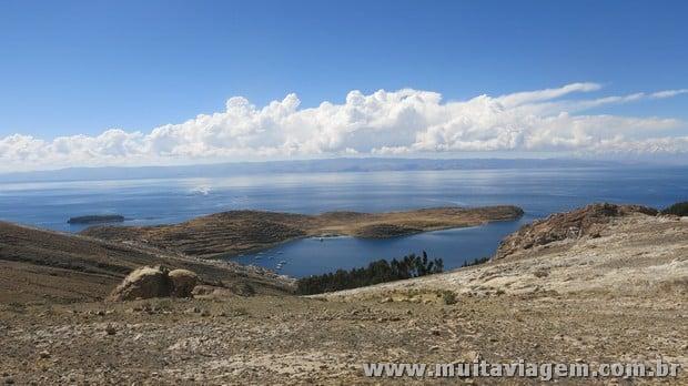 A Isla del Sol tem algumas das paisagens mais incríveis da América do Sul