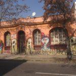 Muros de Santiago no Instagram @MuitaViagem