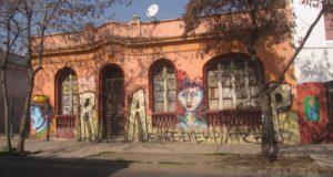 RAP - graffiti nos muros