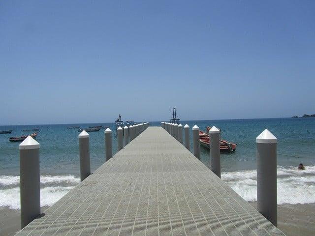praia venezuela
